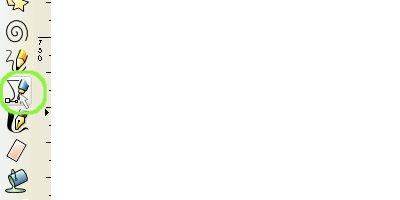 インクスケープ(Inkscape)のパスで円を描こう01