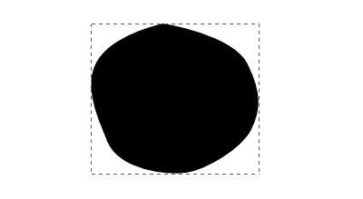 インクスケープ(Inkscape)のパスで円を描こう04