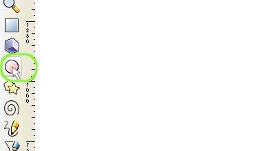インクスケープ(Inkscape)のパスで円を描こう05