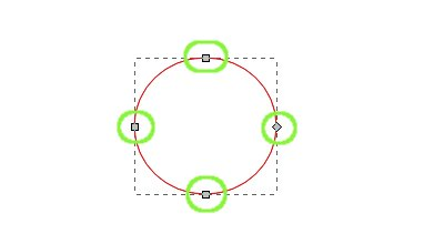 インクスケープ(Inkscape)のパスで円を描こう08