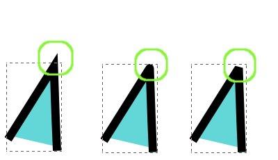 インクスケープ(Inkscape)のフィル(面)とストローク(線)13