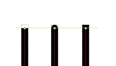 インクスケープ(Inkscape)のフィル(面)とストローク(線)15
