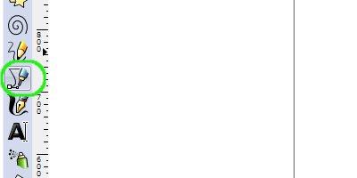 インクスケープ(Inkscape)でストロークやオブジェクトをパスに変換する01