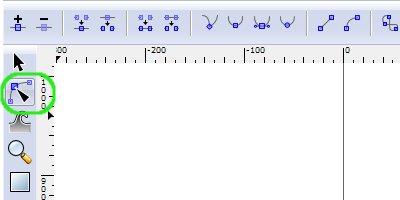 インクスケープ(Inkscape)でストロークやオブジェクトをパスに変換する05