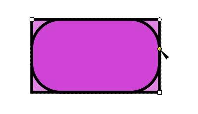 インクスケープ(Inkscape)でストロークやオブジェクトをパスに変換する15
