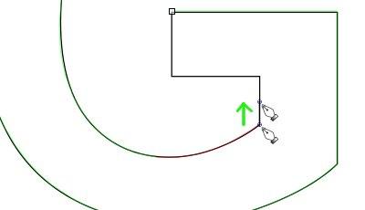 インクスケープ(Inkscape)のパス(ペンツール)の練習方法15