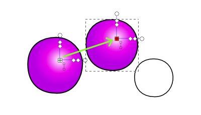Inkscape(インクスケープ)で同じ図形を複数作る12