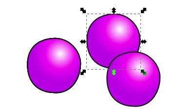Inkscape(インクスケープ)でクローン図形をつくる08