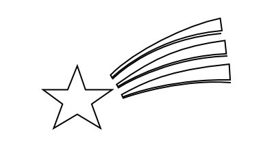 Inkscape(インクスケープ)で図形をグループ化する01