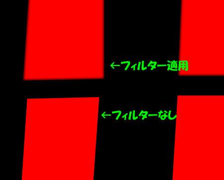 インクスケープ(Inkscape)のフィルター機能の使い方04