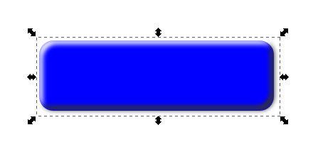 インクスケープ(Inkscape)でシンプルなボタンをつくろう10