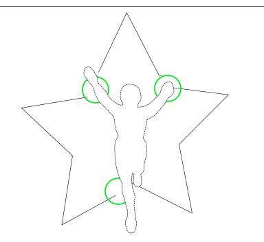 インクスケープ(Inkscape)でパスを重ねて切り取る11