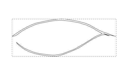 インクスケープ(Inkscape)で立体的な目を描く01