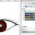 インクスケープ(Inkscape)で立体的な目を描く(球体)